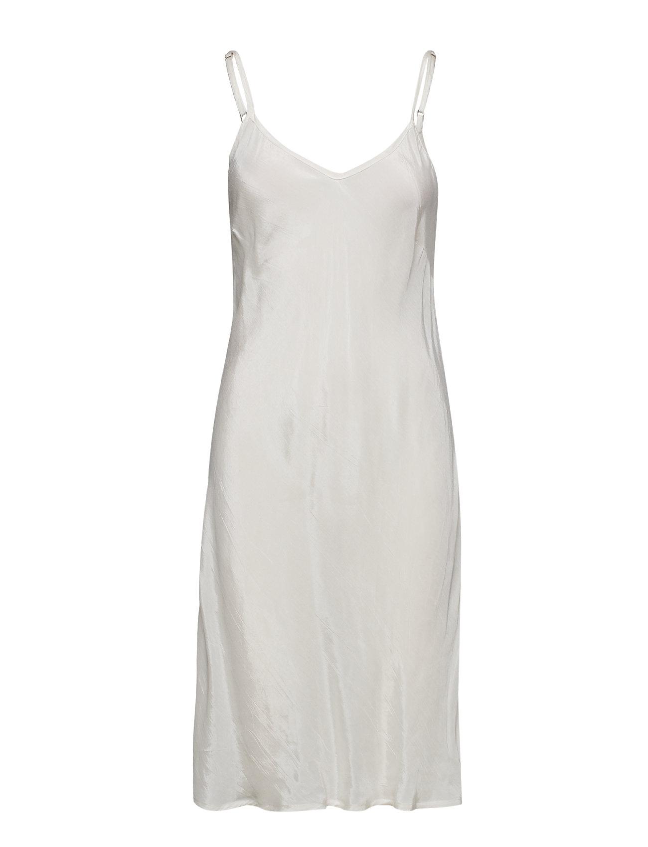 Lurex Long Saloner Stripe Dresswhite SandRabens Ls gb7vI6Yfy