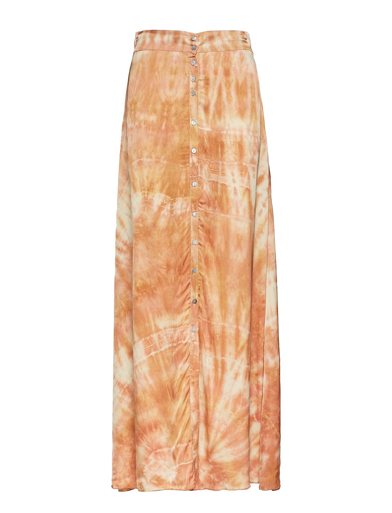 Rabens Saloner Lava skirt - BRONZE