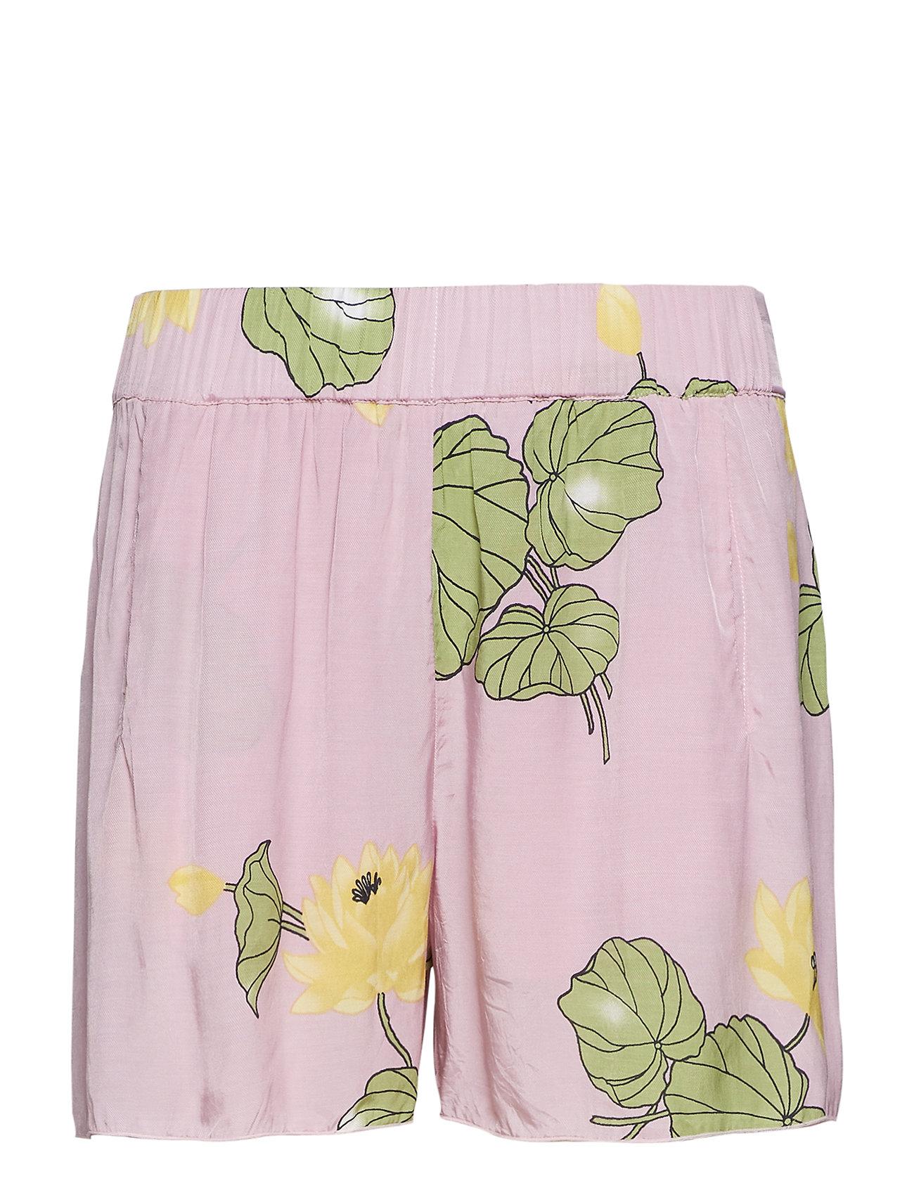 Rabens Saloner Lotus shorts - LILAC