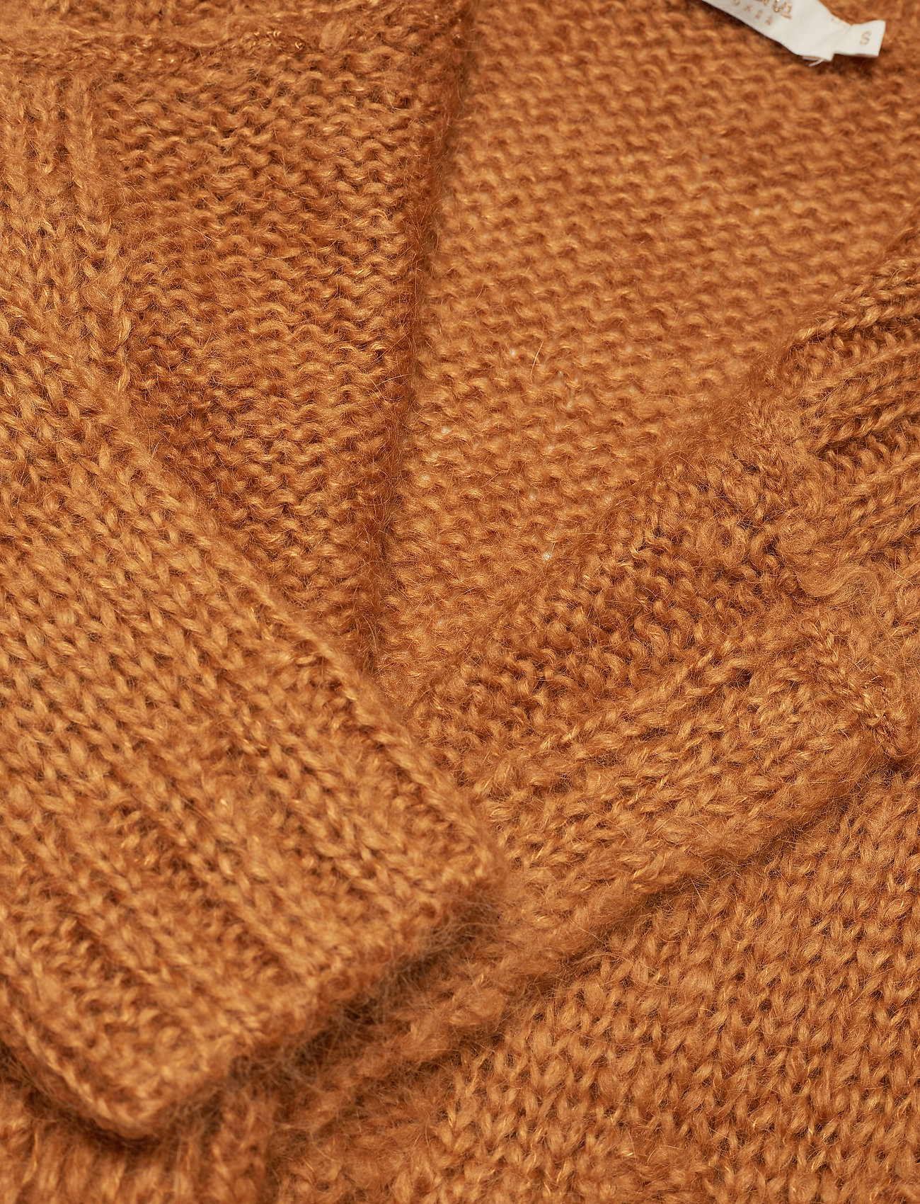 Knit Knit Croc CardigancaramelRabens CardigancaramelRabens Saloner Croc HDE9I2