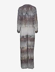 Rabens Saloner - Lone - jumpsuits - charcoal combo - 1