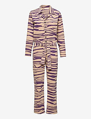 Rabens Saloner - Adah - jumpsuits - chalk/lavender - 1