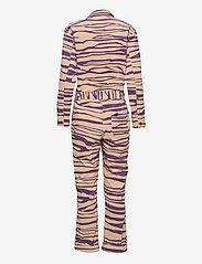 Rabens Saloner - Adah - jumpsuits - chalk/lavender - 2