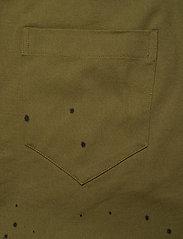 Rabens Saloner - Nannali - pantalons capri - army - 4