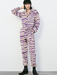Rabens Saloner - Adah - jumpsuits - chalk/lavender - 0