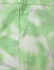 Rabens Saloner - Loa - bukser med brede ben - green combo - 3