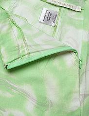 Rabens Saloner - Loa - bukser med brede ben - green combo - 5