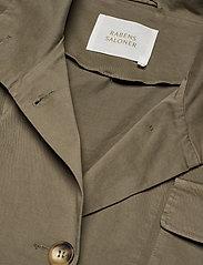 Rabens Saloner - Bianca - trenchcoats - army - 2