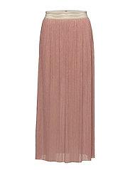 Liquid gold skirt - PINK
