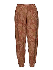 Camouflage pant - RED DESERT