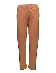 Active sparkle cropped pant - COPPER