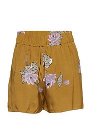Lotus shorts - CURRY