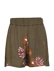 Lotus shorts - STONE