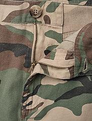 Rabens Saloner Bukser Alanis Camo Pants, Camouflage