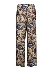 Wallflower wide leg pant - NAVY