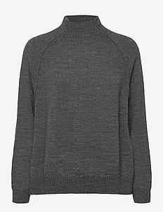Caylin - swetry - grey melange