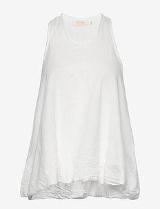 Josie - linnen - white