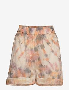 Lenette - casual shorts - pink/orange