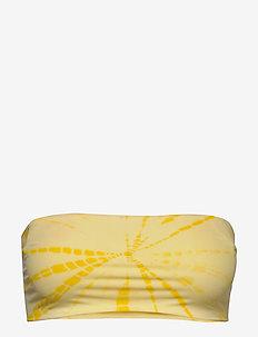 Metty - bikini overdele - yellow