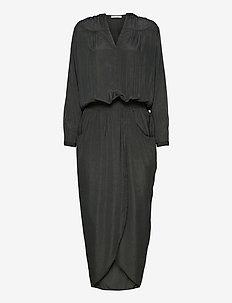 Ebon - midi-kleider - faded black