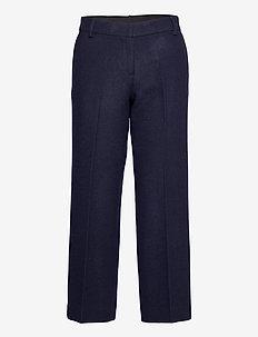 Jaslyn - casual bukser - navy