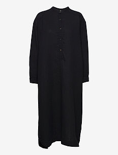 Dagmar - robes chemises - black