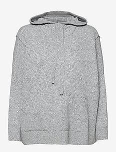 Helena - trøjer - grey melange