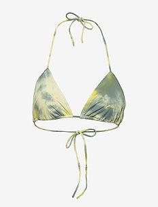 Merle - bikinitopper - lemon combo