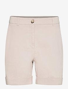 Calina - chino shorts - off white