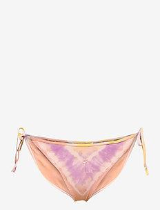Metha - bikini z wiązaniami po bokach - nougat