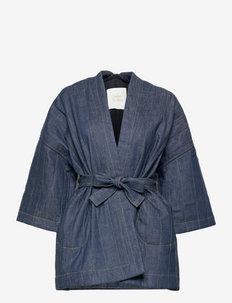Aggie - kimonos - blue