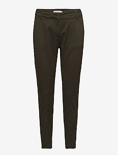 Riding relaxed fit pant - GREEN