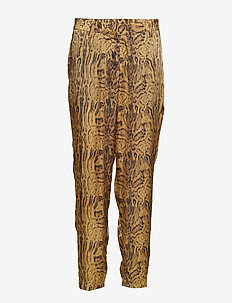Ocelot relax fit pant - NATURAL