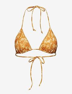 Bikini triangle top - GOLD