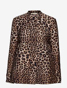 Jungle print jacket - JUNGLE