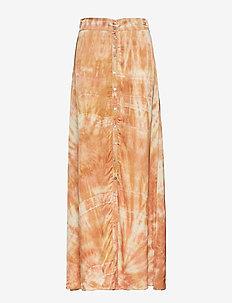 Lava skirt - BRONZE