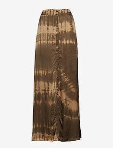 Lava skirt - STONE