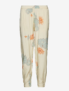 Lotus pants - BUTTERMILK