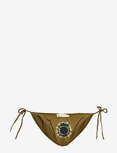 Sunset bikini string panties - TAUPE