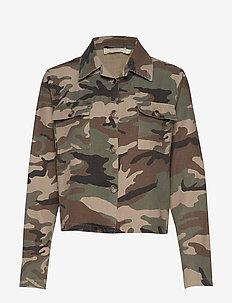 Camo jacket - CAMOUFLAGE