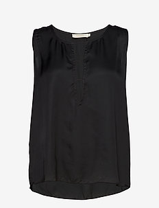 Barre top - FADED BLACK