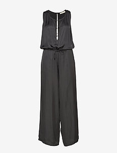 Barre jumpsuit - FADED BLACK