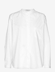 Correspondent shirt - WHITE
