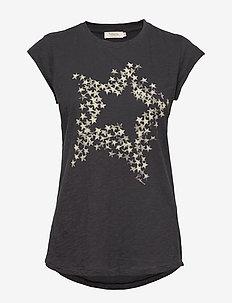 Stella nova t shirt - FADED BLACK