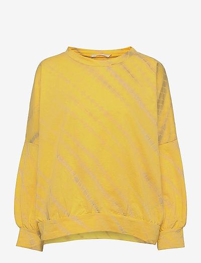 Kia - sweatshirts & hoodies - yellow combo