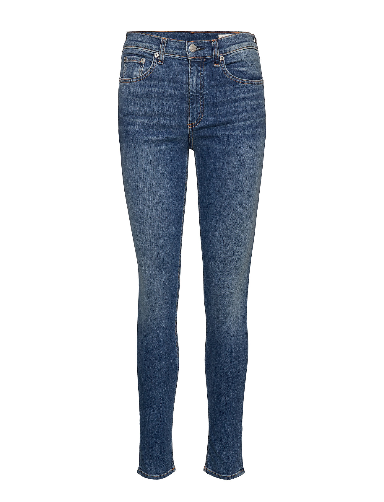 rag & bone HIGH RISE SKINNY - EL