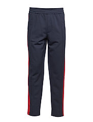 CLUB TRACK PANT - NAVY/RED