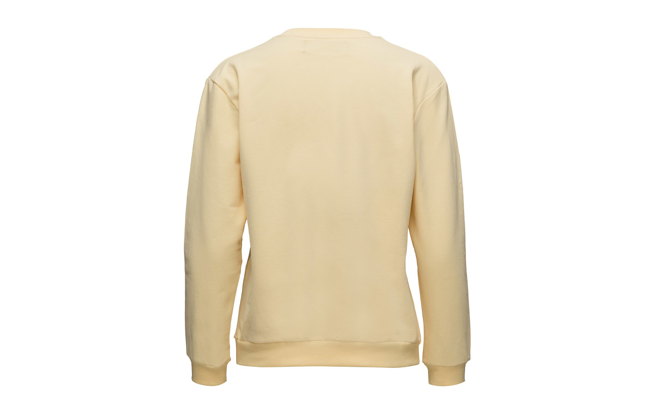 Coton Sweat 5 95 Yellow Fortuna Elastane Faded Raiine RXTqwPxz