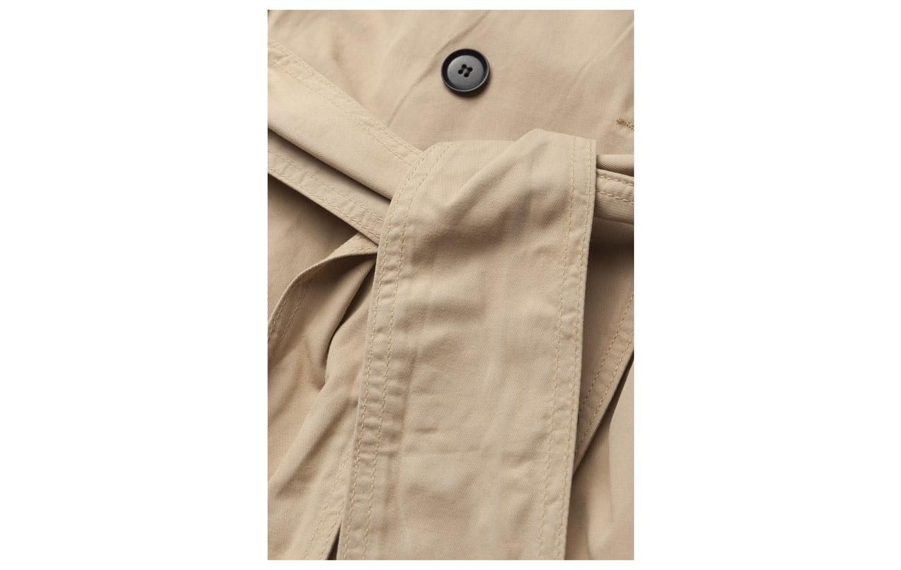 Raiine Trench Sand Union Coat Coton Desert 100 8w78Pqr