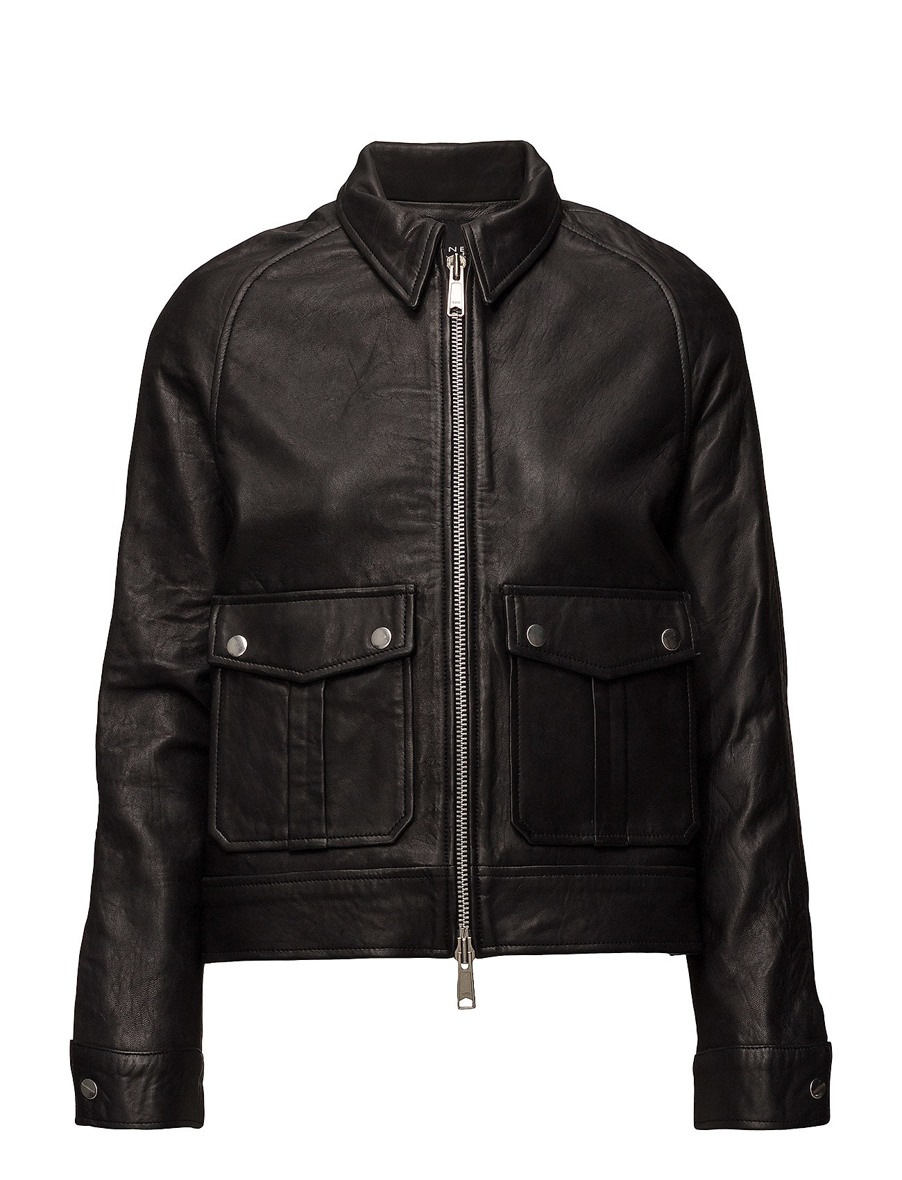 Image of Smith Leather Jacket (2956916871)